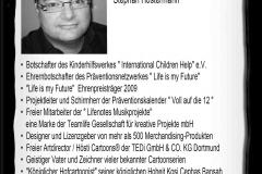 Rückseite Einladung Ausstellung Hösti Jever 1