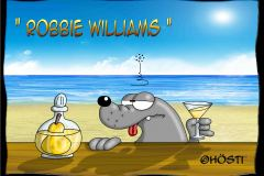 EK Robbie williams