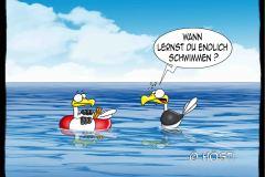 EK schwimmen lernen