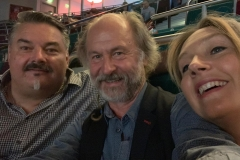 Hösti trifft Bettina Göschl und Klaus-Peter Wolf