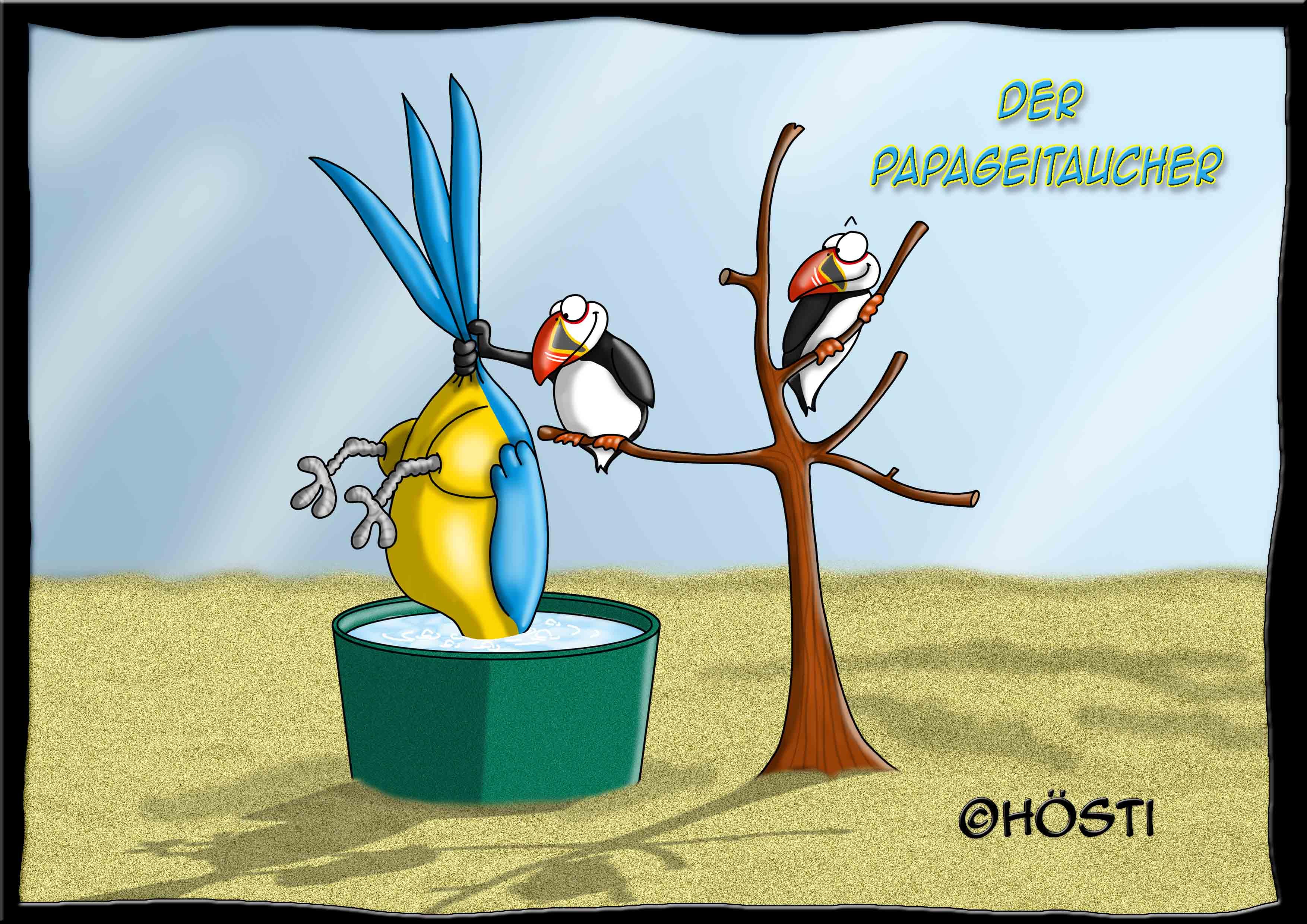 HVK Papageitaucher