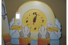 Uhr annersrum