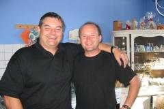 Hösti und Maik König