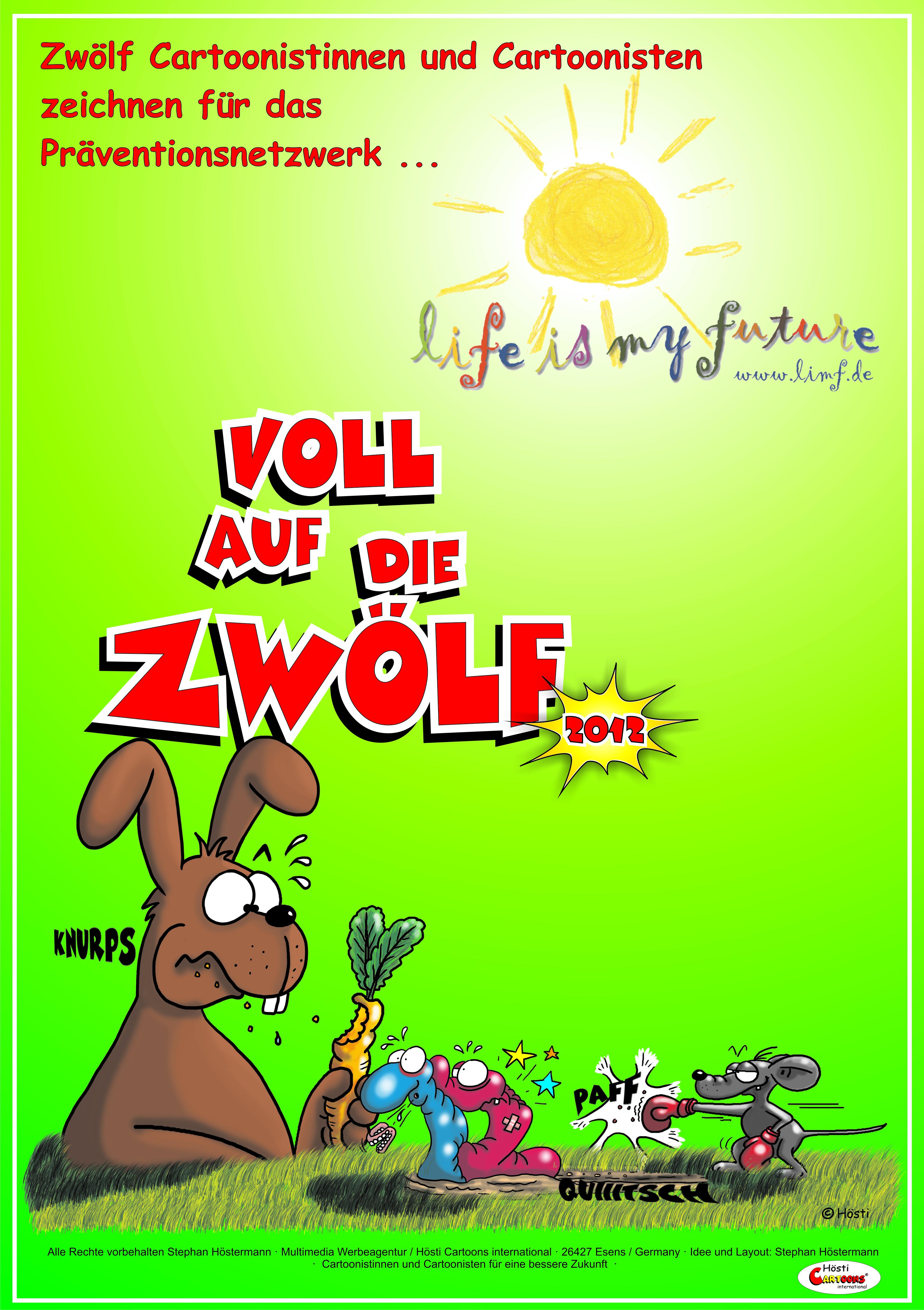 A Deckblatt Cartoon 2012