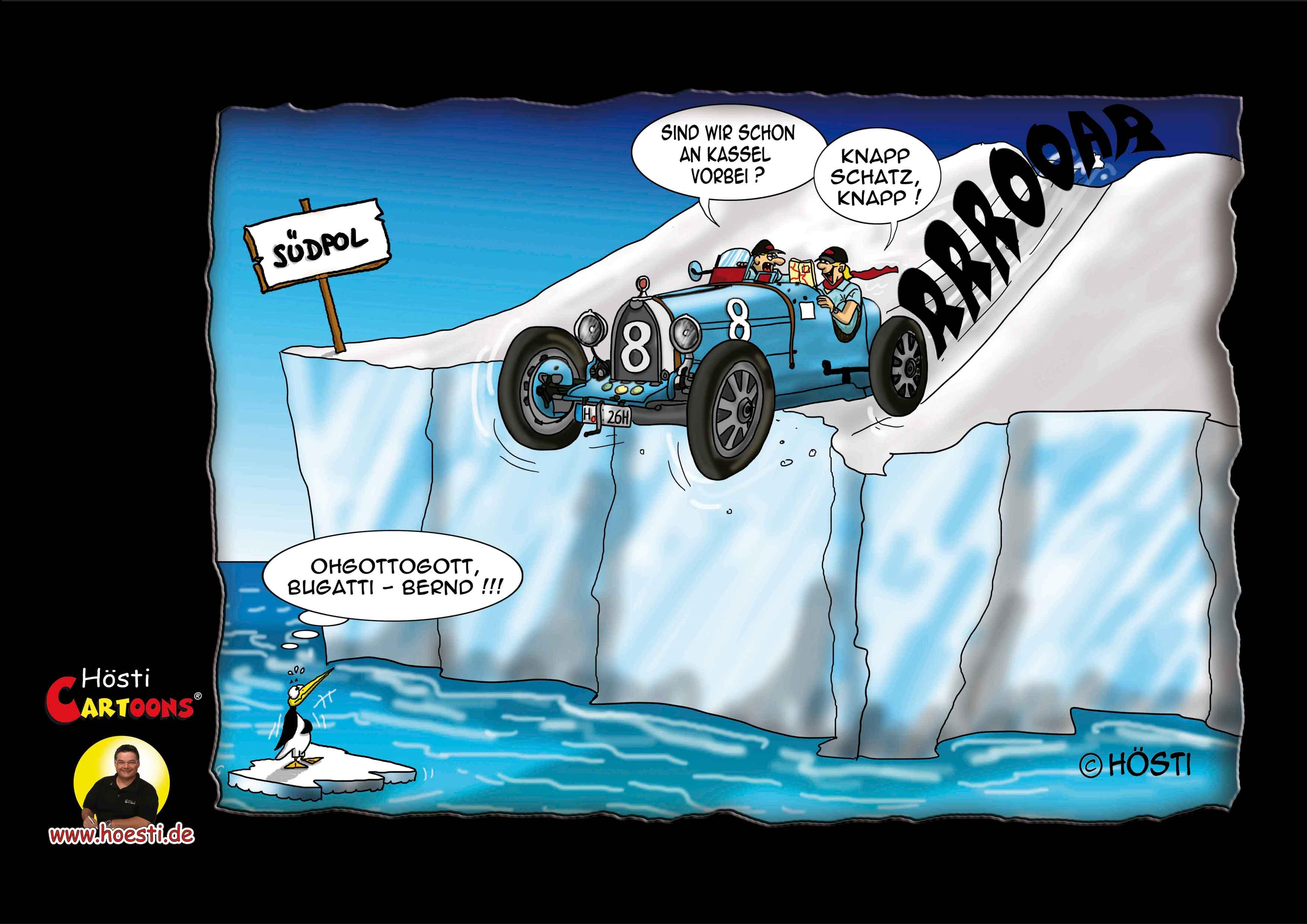 Bugatti bernd 2