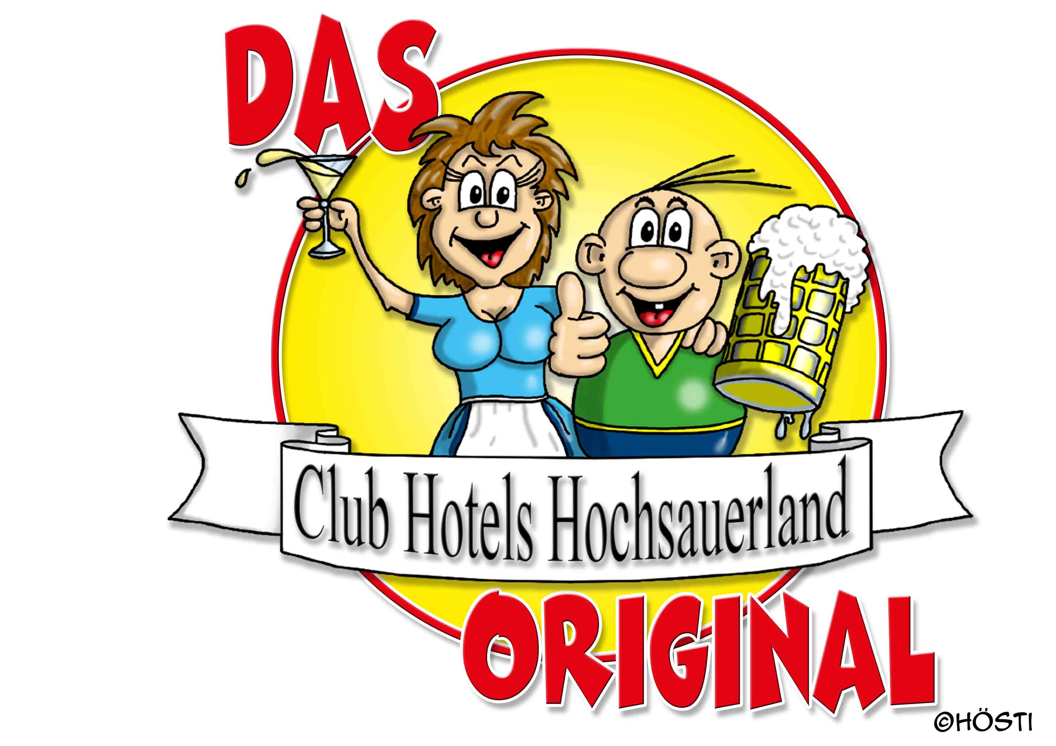 Club Hotels Hochsauerland 1 das Original offen