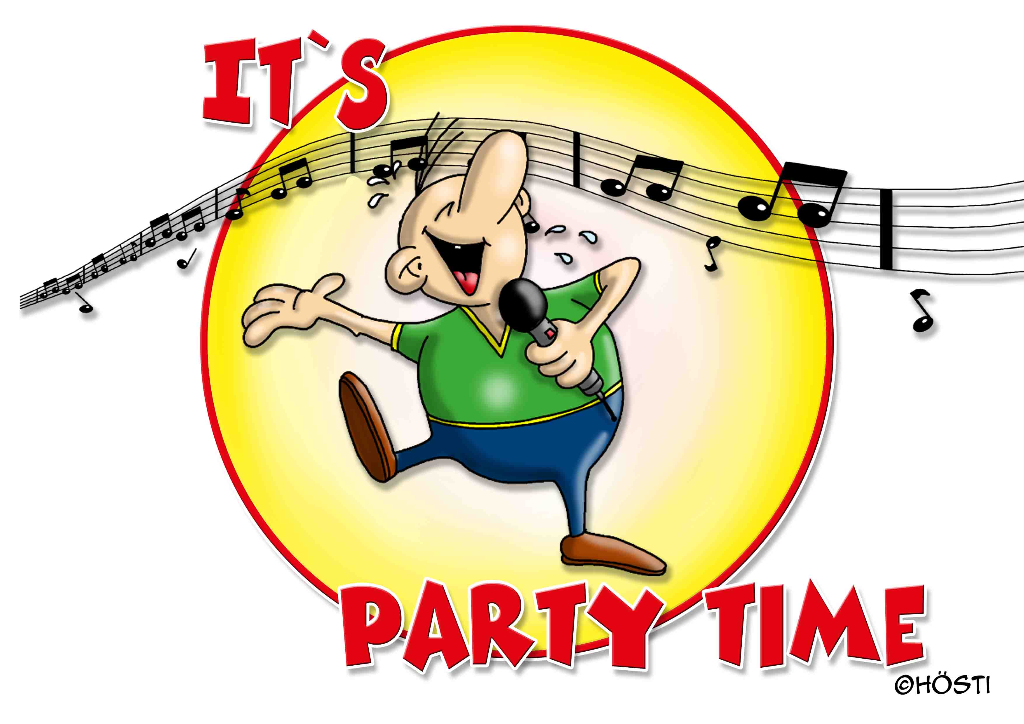 Its partytime 2 offen