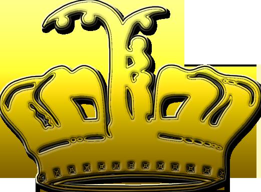 Krone in gold_1