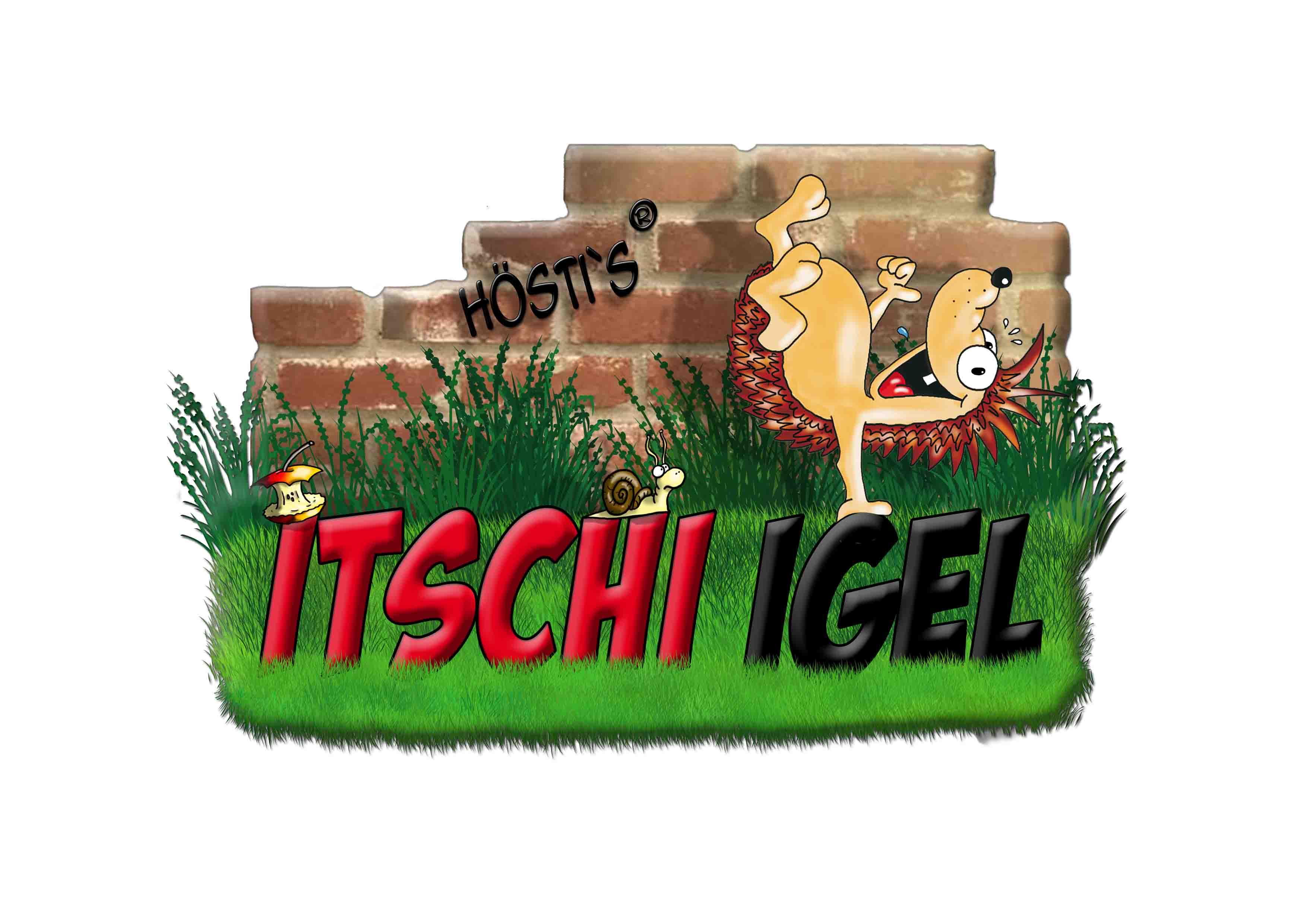 Logo ITSCHI IGEL fertig