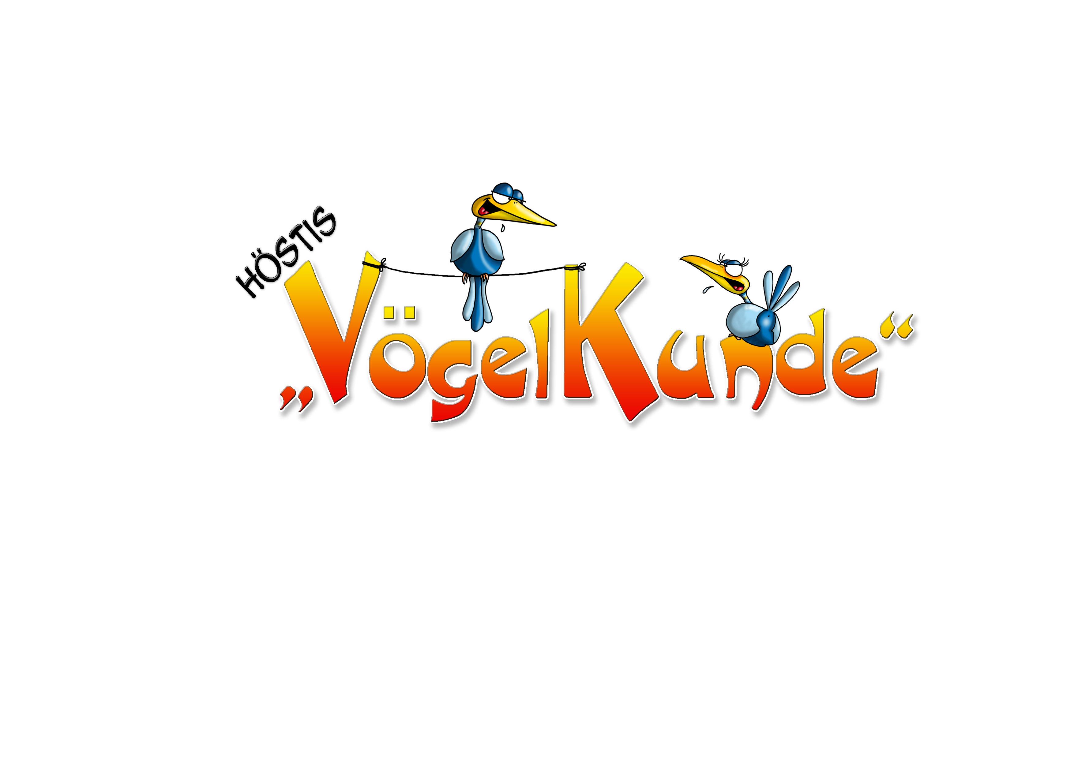 Logo Vögelkunde offen