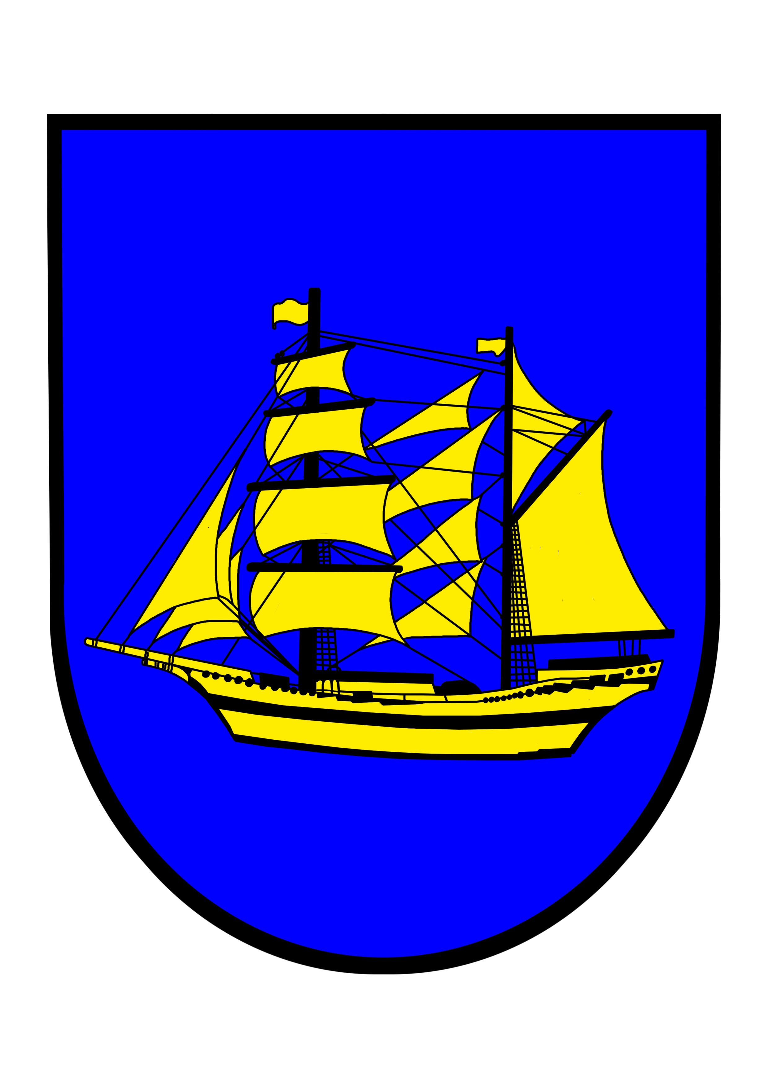 Wappen-Neuharlingersiel