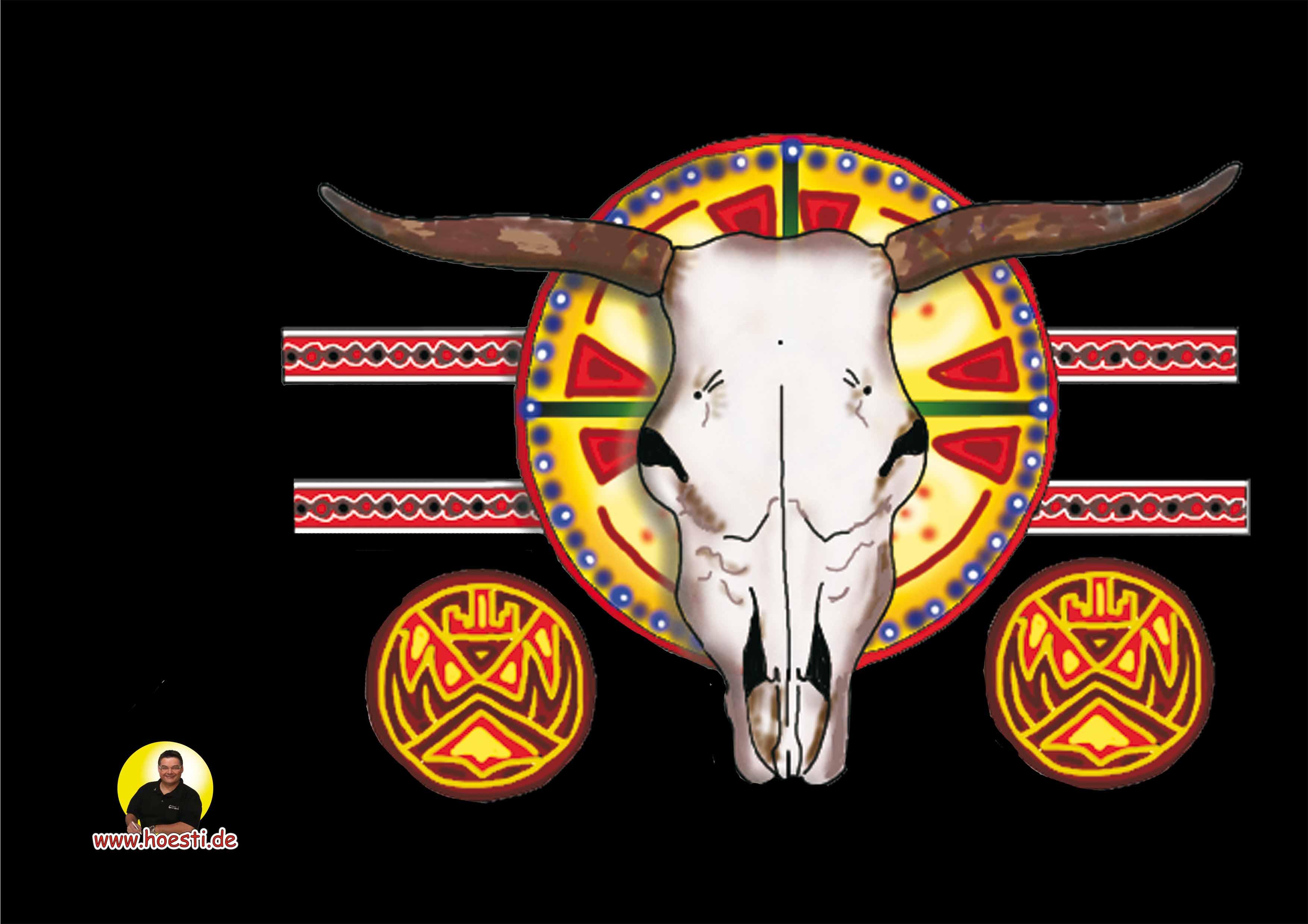 buffalo scull