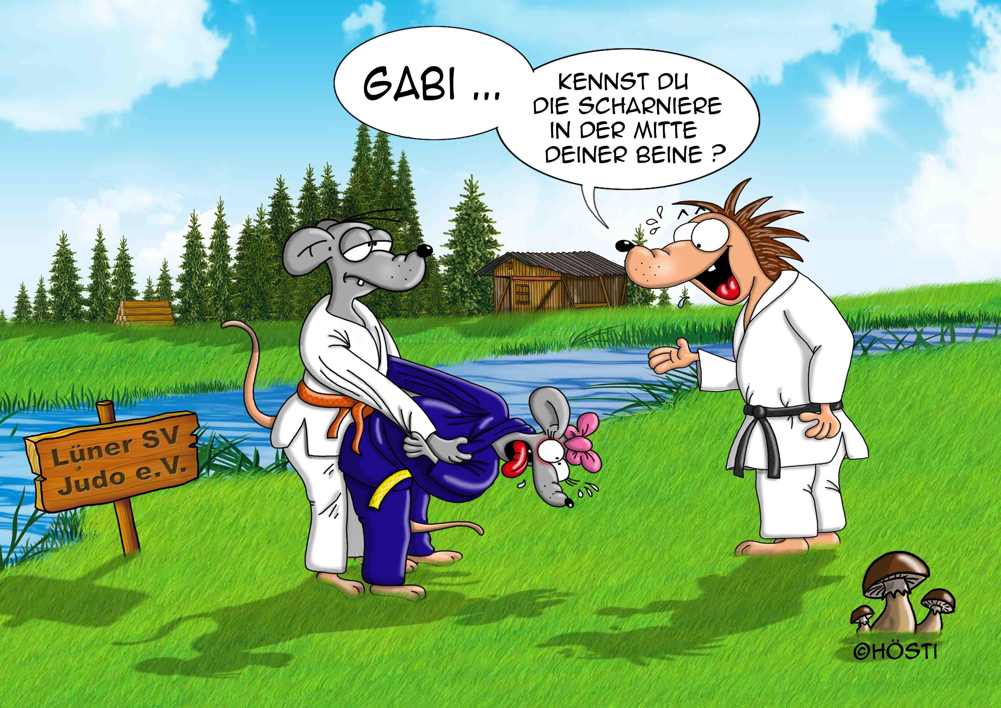 judoka gabi