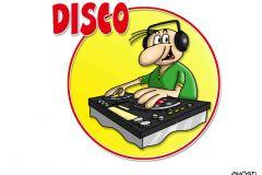 Disco offen