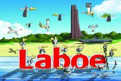 Fahne Laboe 1