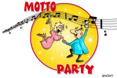 Mottoparty offen