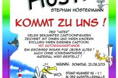 Postkarte Hösti