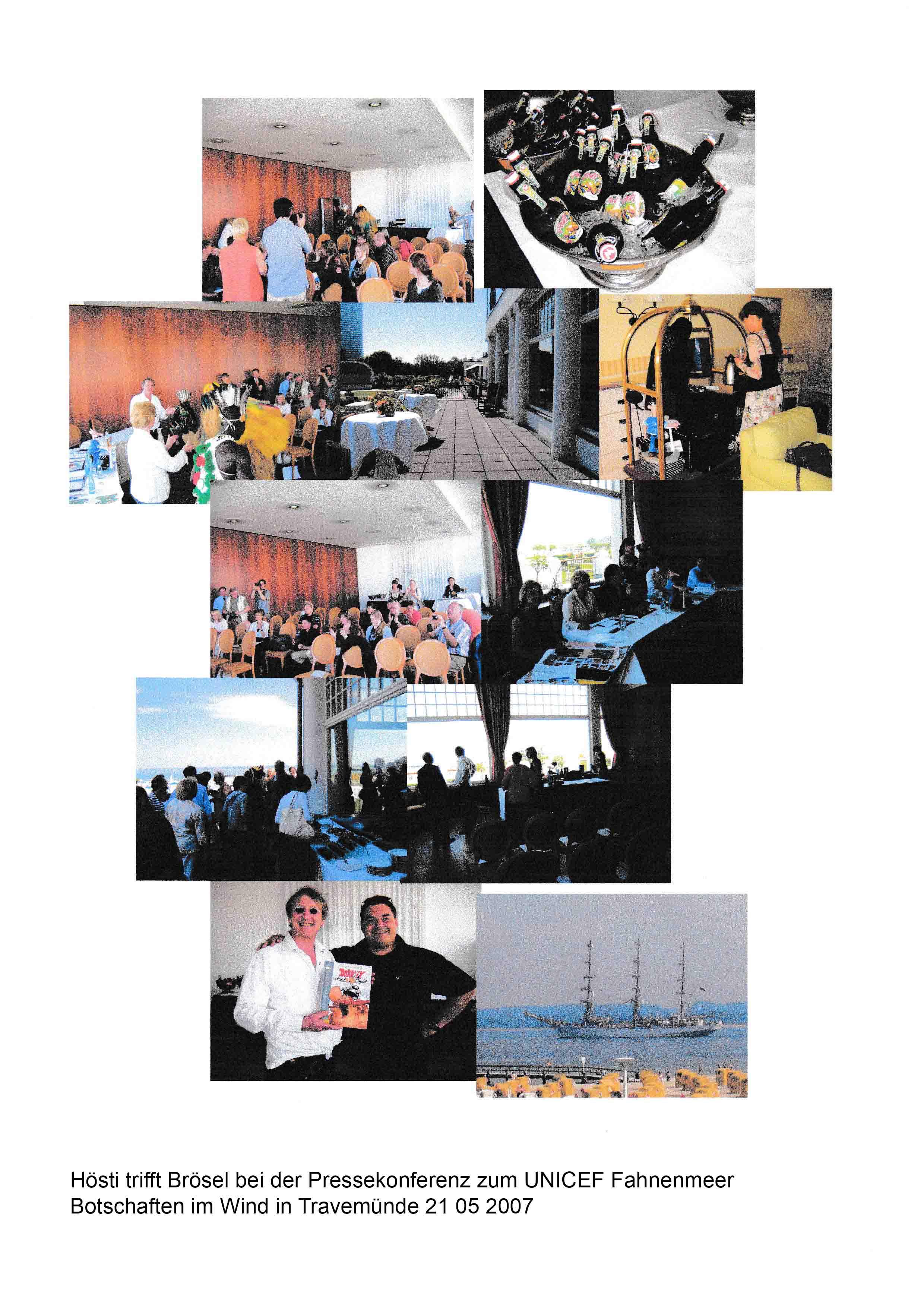 Hösti trifft Brösel Pressekonferenz UNICEF 21 05 2007 Seite 2