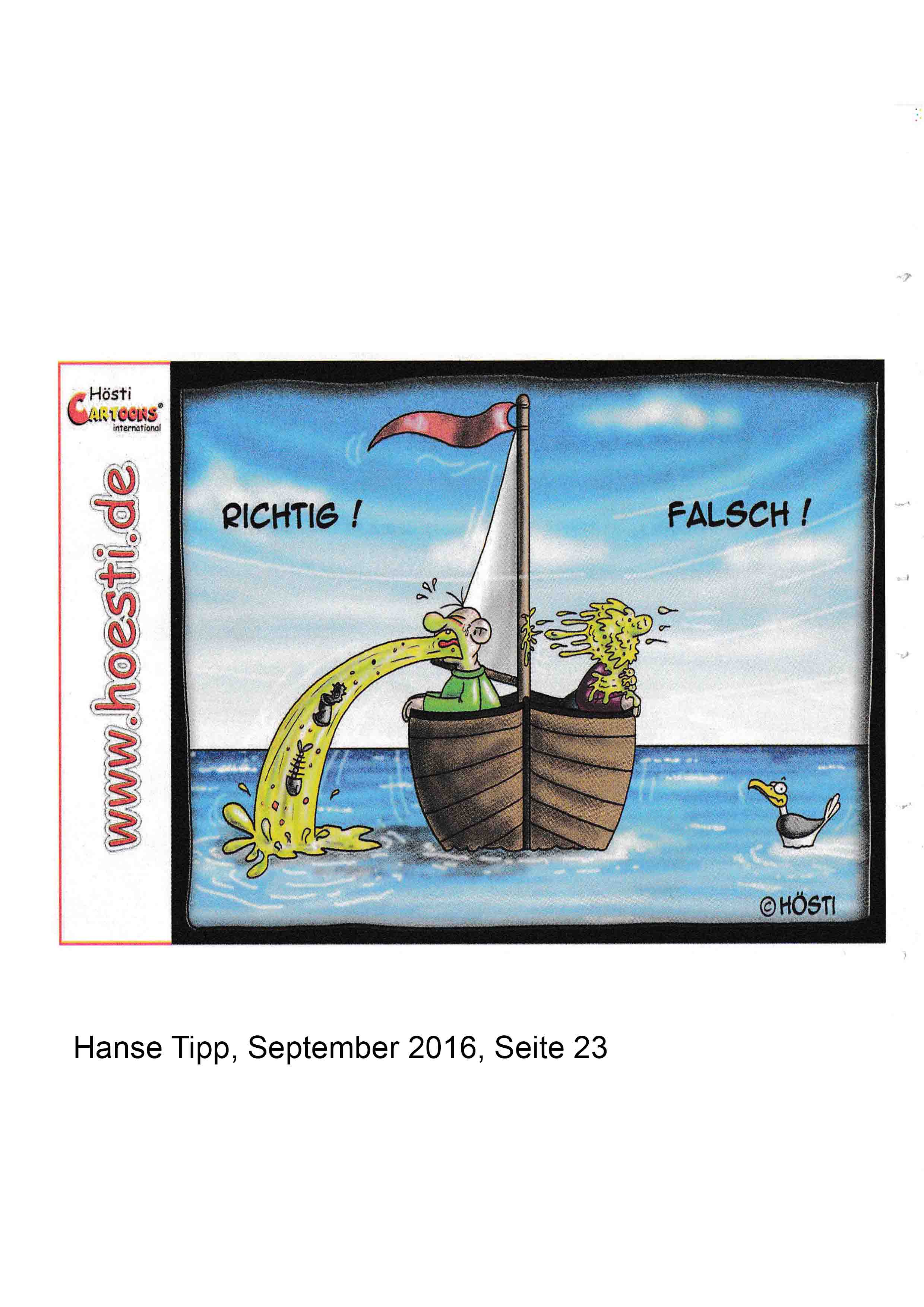 Hanse Tipp September 2016 Seite 23