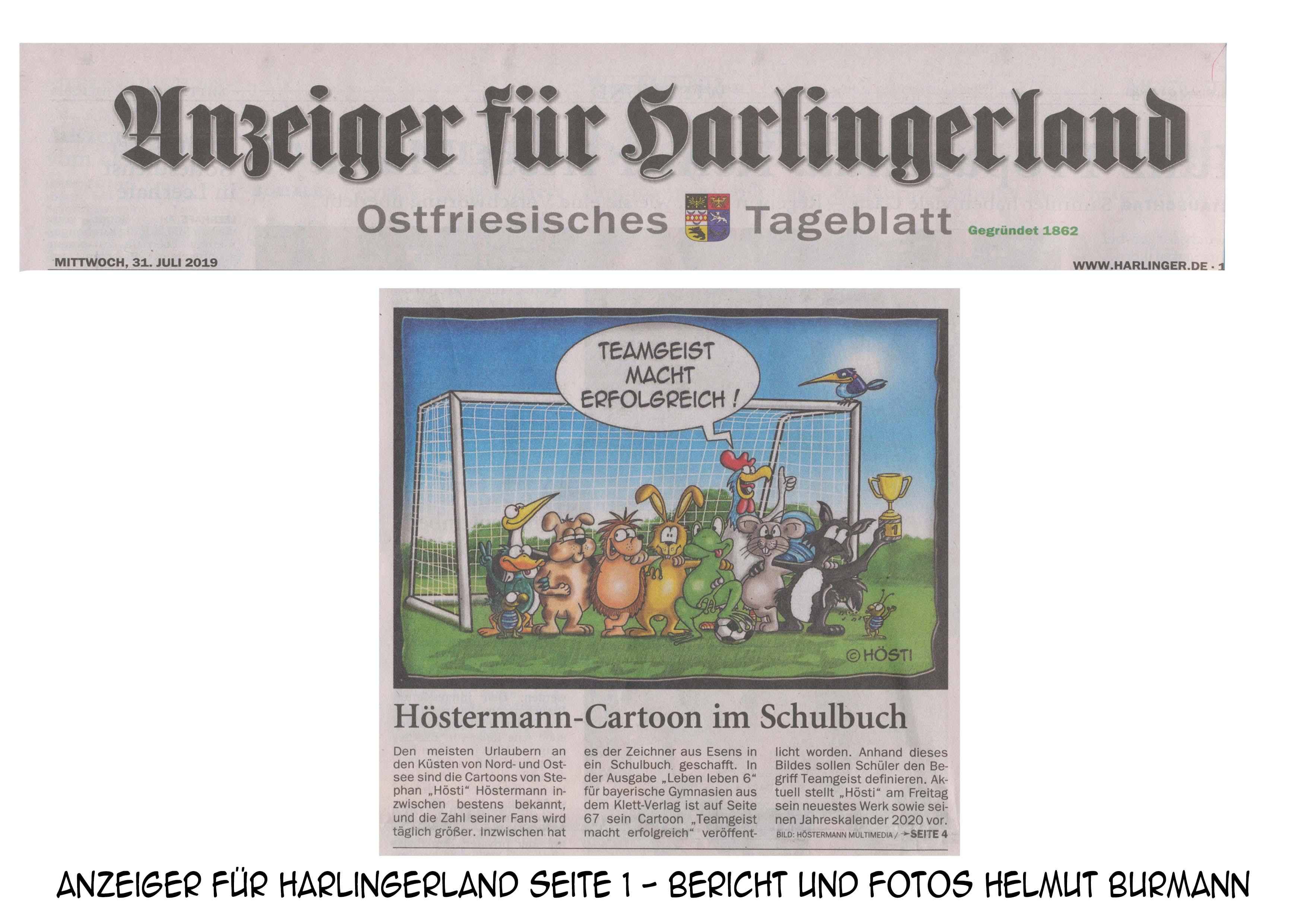 Harlinger-Anzeiger-Seite-1-MiTTWOCH-31-07-2019-helmut-burmann