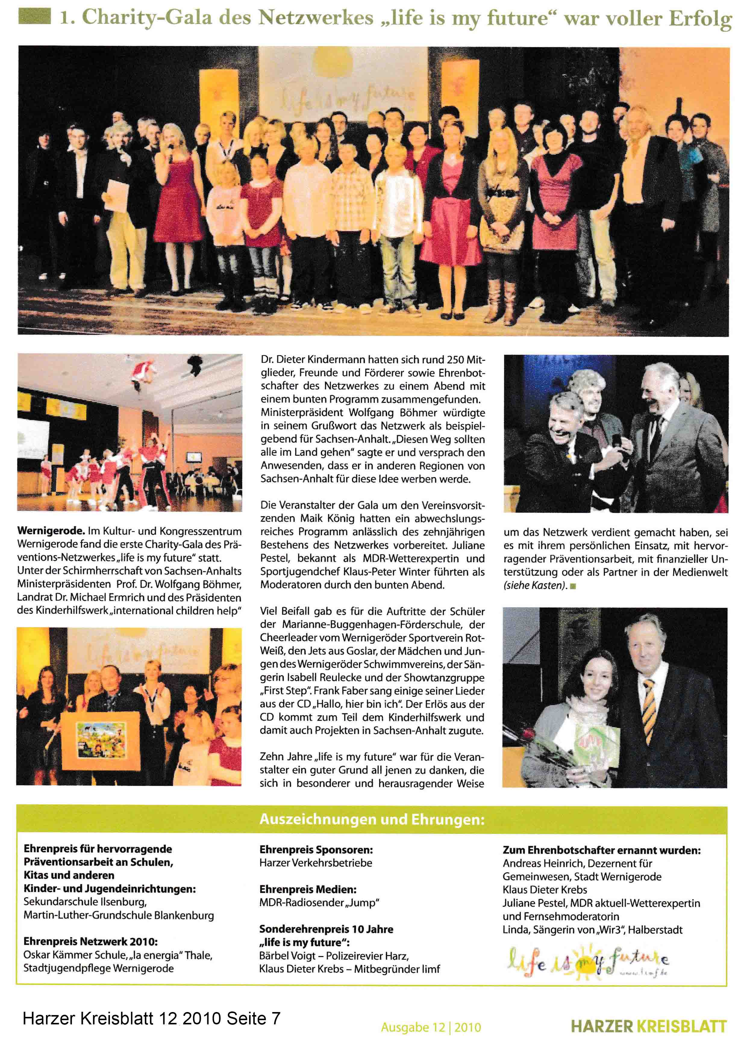 Harzer Kreisblatt 12 2010 Seite 7