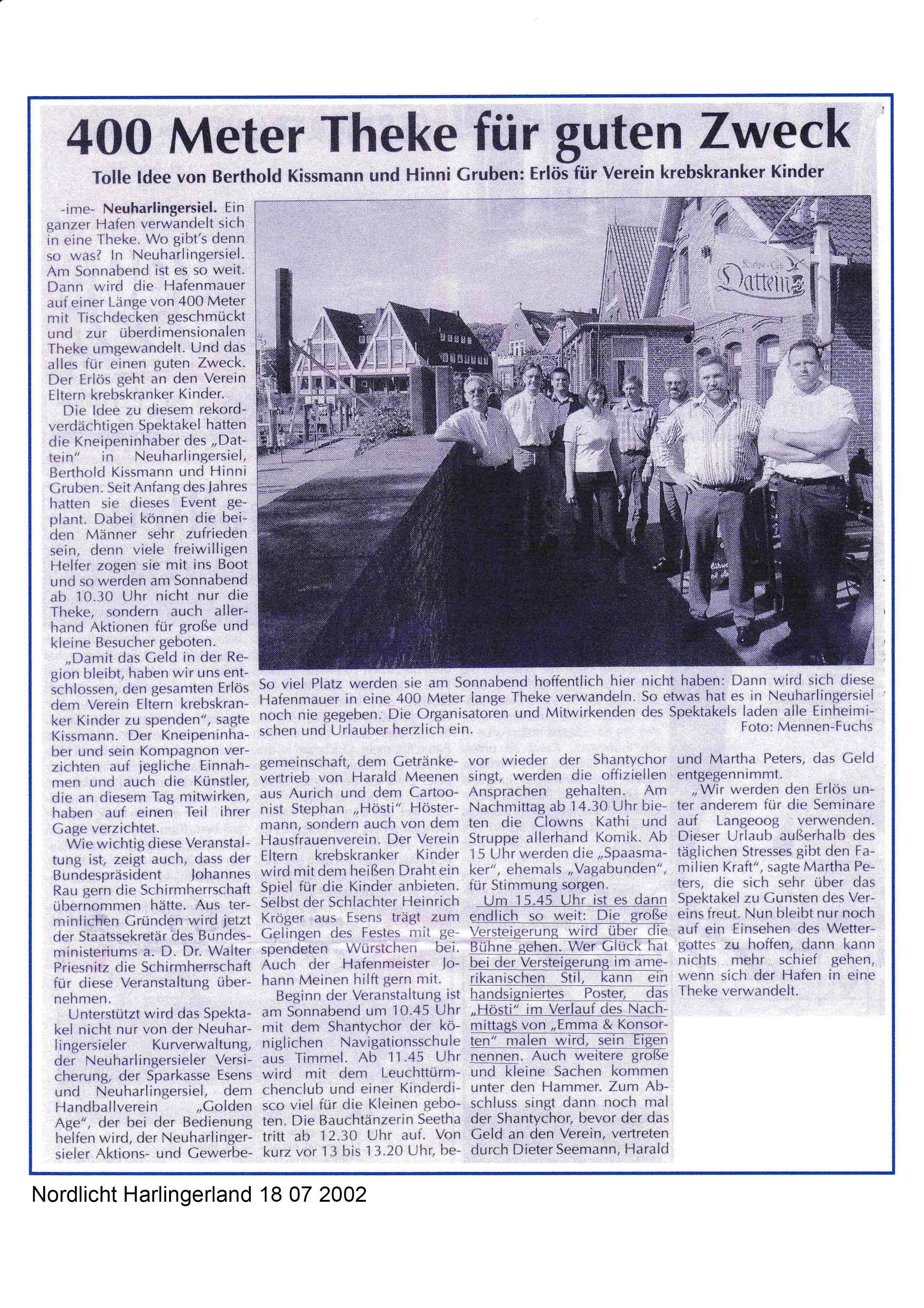 Nordlicht Harlingerland 18 07 2002