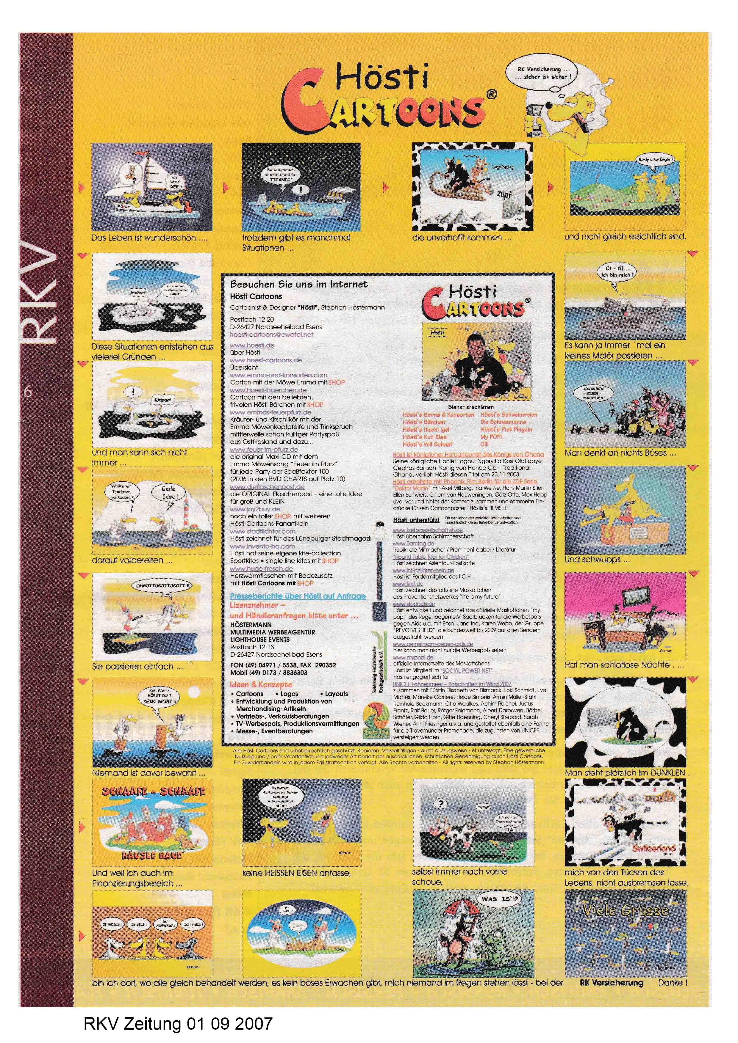 RKV Zeitung 01 09 2007