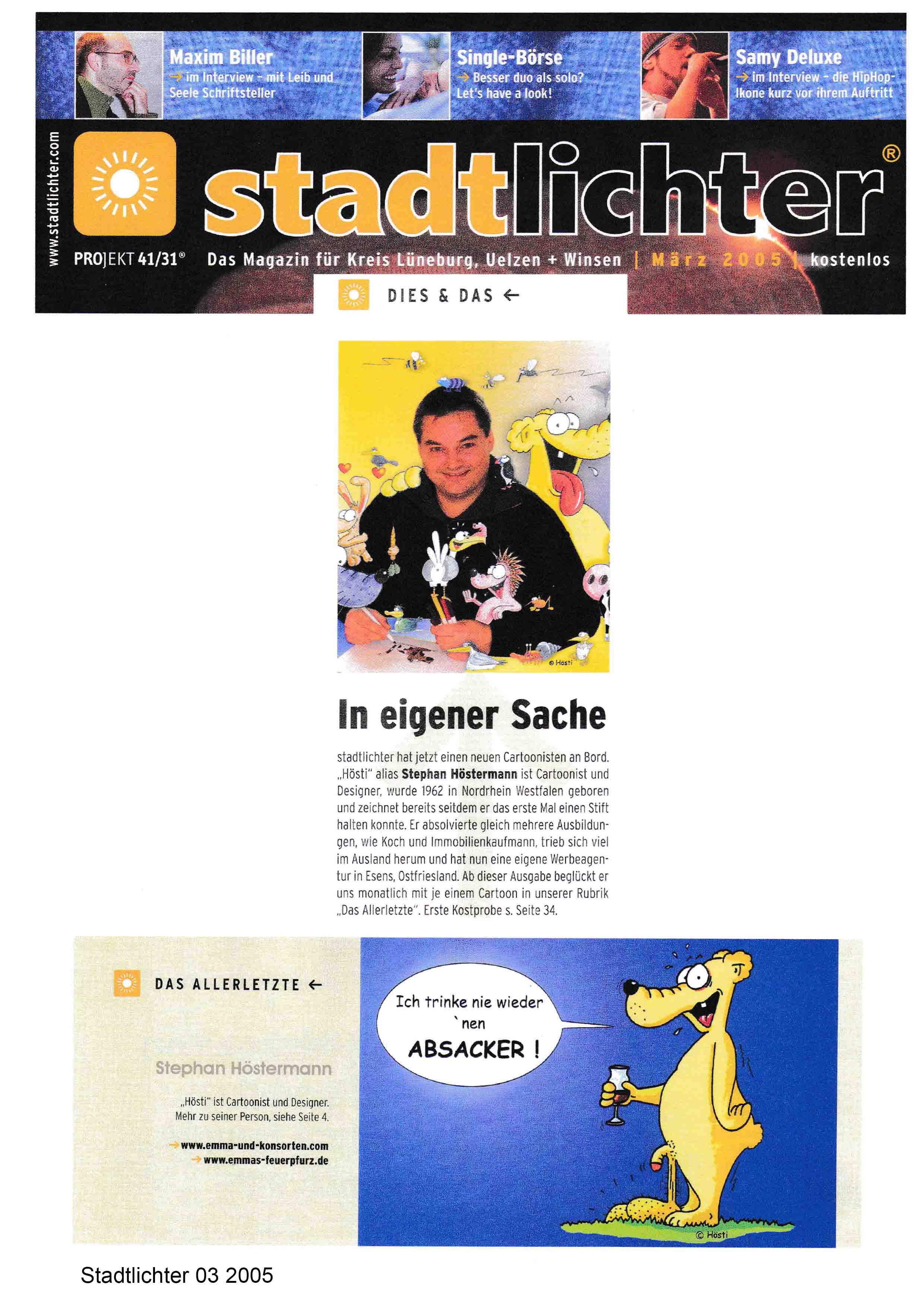 Stadtlichter 03 2005