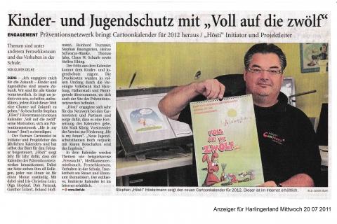 Anzeiger für Harlingerland Mittwoch 20 07 2011