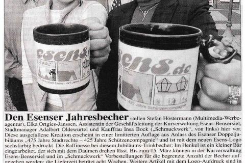 Anzeiger für Harlingerland Montag 04 03 2002 Seite 5