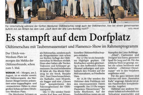 Anzeiger für Harlingerland Samstag 01 08 2009 Seite 10