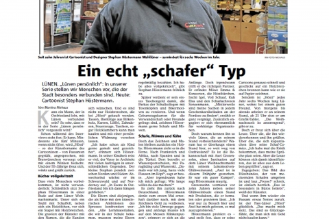 Hösti AusgabeRuhrnachrichten LuenenSonntag, 17 Dezember 2017