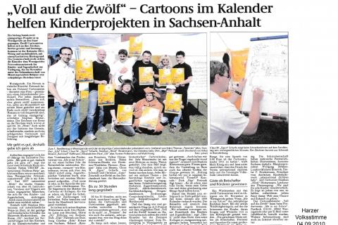 Harzer Volksstimme 04 09 2010