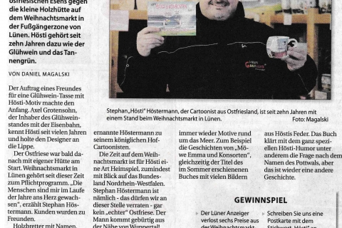 Lüner Anzeiger Mittwoch 3 12 2014 Seite3