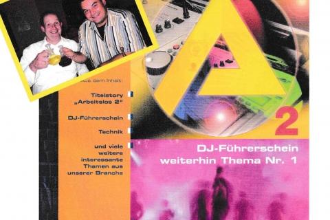 Magazin des Berufsverbandes der Berufsdiscjockeys e.V 10 2005