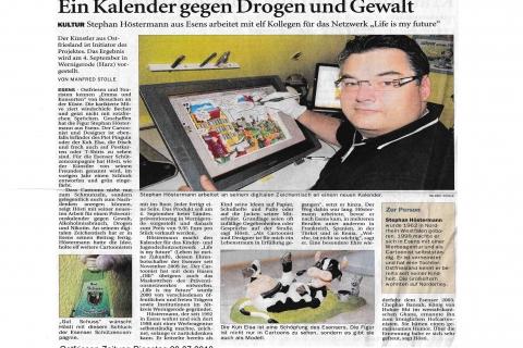 Ostfriesen Zeitung Dienstag 20 07 2010