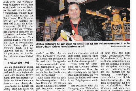Ruhr Nachrichten Samstag 09 12 2006