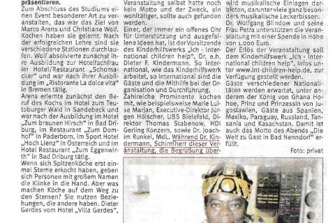 Schaumburger Wochenblatt 09 01 2008