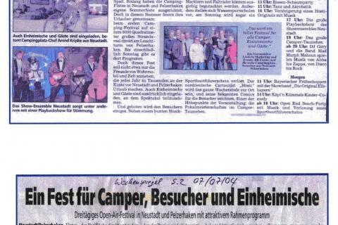 Wochenspiegel 07 07 2004 Seite 2