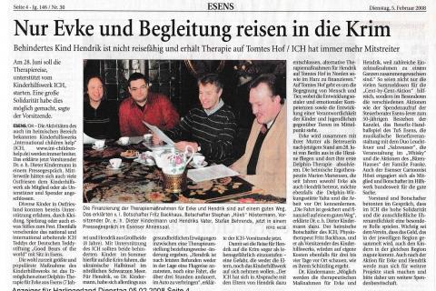 Anzeiger für Harlingerland Dienstag 05 02 2008 Seite 4