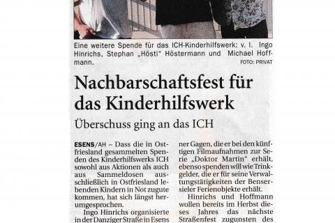Anzeiger für Harlingerland Donnerstag 05 06 2008 Seite 5