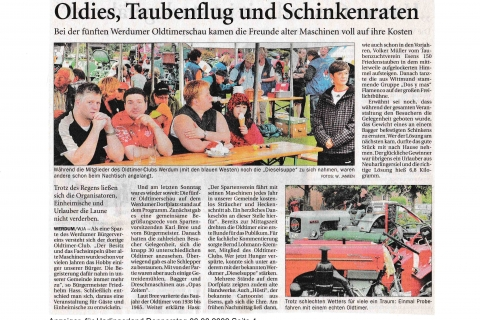 Anzeiger für Harlingerland Donnerstag 06 08 2009 Seite 4