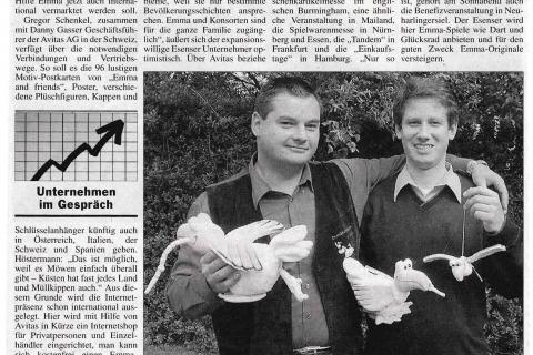 Anzeiger für Harlingerland Freitag 19 07 2002 Seite 5