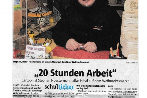 Lüner Anzeiger Dienstag 06 12 2016