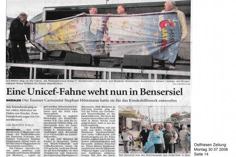 Ostfriesen Zeitung Montag 30 07 2008 Seite 14