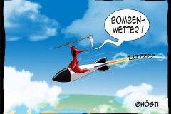 HKS bombenwetter