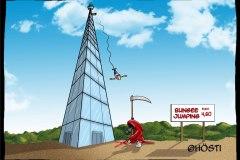 HKS bungee jumping
