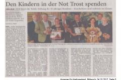 Teddy-Stiftung